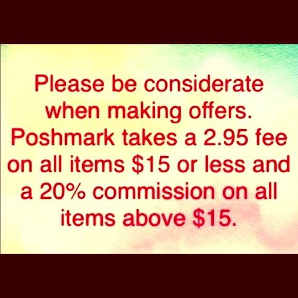 Other - Poshmark Consideration